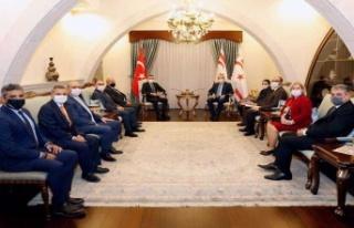 """Cumhurbaşkanı Ersin Tatar: """"Makul ölçülerde..."""