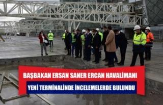 SANER'E, ÜSTEL İLE ATAOĞLU EŞLİK ETTİ