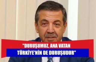 """""""5+1'İN YAPILACAĞI TOPLANTI MASASINDA..."""