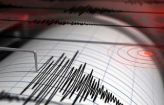 Japonya'da 7,2 büyüklüğünde deprem