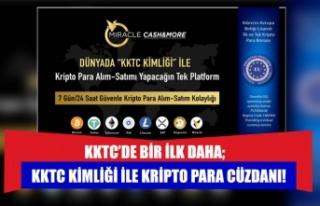 KKTC'de Bir İlk Daha; KKTC Kimliği ile Kripto...