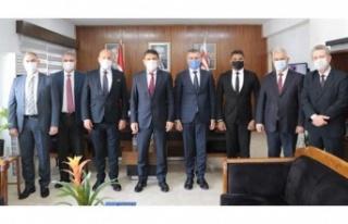 BAKAN OĞUZ BANKALAR BİRLİĞİ YÖNETİM KURULU...