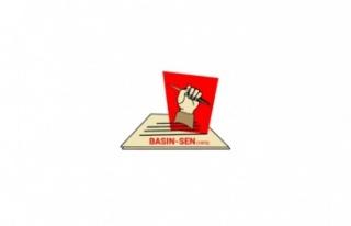 BASIN-SEN, TRT'DE YAYINLANAN DİZİYE YÖNELİK...