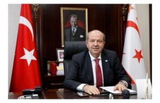 CUMHURBAŞKANI TATAR PASKALYA YORTUSU NEDENİYLE MESAJ...