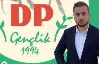 """DP GENÇLİK ÖRGÜTÜ BAŞKANI PEKRİ: """"DR.FAZIL..."""