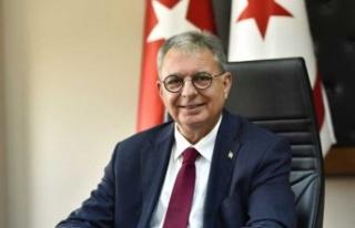 İçişleri Bakanı Evren İşçi Bayramı Dolayısıyla...