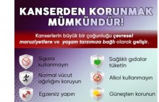KTTB KANSER ÇALIŞMA GRUBU ADINA DR. ÖMER DİKER...