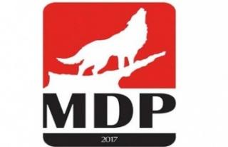 "MDP: ""SENDİKA, ÂCİZ HÜKÛMETE GERİ ADIM ATTIRDI"""