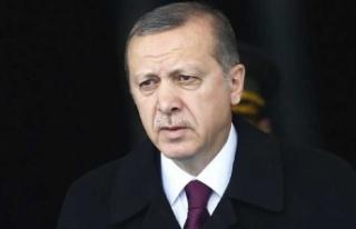TC. CUM HURBAŞKANI ERDOĞAAN'DAN UÇAK KAZASI...