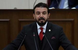 Zaroğlu: ''Oy pusulasında Erhan Bey kazandı...