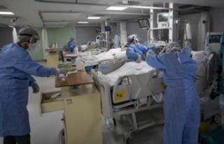 ABD'de koronavirüs nedeniyle ölenlerin sayısı...
