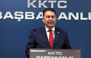 "Başbakan Saner: ""Rum tarafı hazırsa 31 Mayıs'ta..."