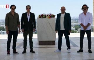 """""""Bir Zamanlar Kıbrıs"""" Oyuncularından Anlamlı..."""