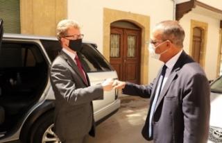 Ctp Genel Başkanı Erhürman Ve Dış İlişkiler...