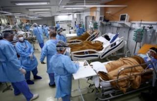 Dünya genelinde koronavirüs vaka sayısı 168 milyon...