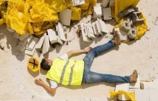 İş Kazalarında Son 15 Ayda 6 Kişi Yaşamını...