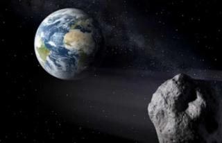 NASA duyurdu: Dünyaya Eyfel Kulesi büyüklüğünde...