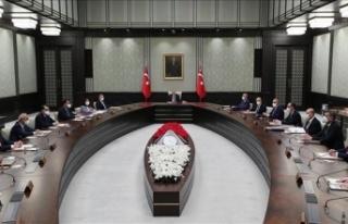 Türkiye'de Kabine Toplandı: Normalleşmenin...