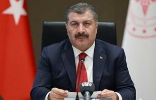 Türkiye'de ,7 bin 656 yeni vaka,137 can kaybı