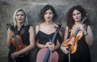 18. Kuzey Kıbrıs Müzik Festivali Myrrha Trıo Konseri...