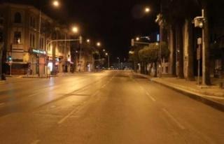 29 kişi sokağa çıkma yasağını ihlal etti