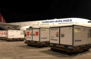 5 milyon doz Sinovac aşısı Türkiye'ye ulaştı