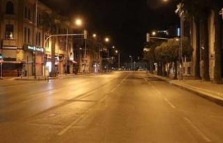 50 kişi sokağa çıkma yasağını uymadı