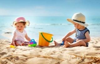 Çocuklarda Güneş Çarpmasına Karşı 8 Kritik...