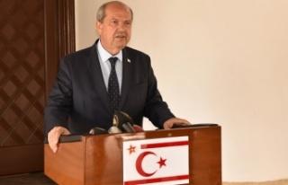 Cumhurbaşkanı Tatar, Antalya Diplomasi Forumu'na...
