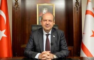 Cumhurbaşkanı Tatar, Rum Yönetimi Başkanı...