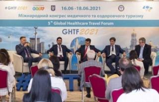 Dünya Sağlık Turizmi Formu'nda KKTC'yi Savaşan...