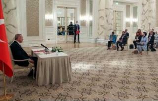 Erdoğan'dan Biden'a: S-400 ve F-35 konusunda...