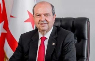 Ersin Tatar, Yılın Devlet Adamı Ödülü'ne layık...