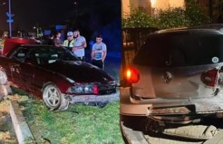 Gazimağusa-İskele Anayolu'nda Trafik Kazası:...