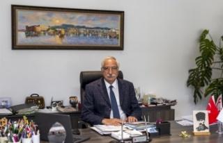 Girne Belediye Başkanı Nidai Güngördü, 1 Haziran...