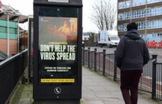 İngiltere'de koronavirüs vakaları bir hafta...