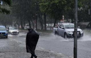 İstanbul'da bugün de sağanak bekleniyor
