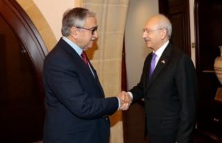 Kılıçdaroğlu - Akıncı randevusu iptal edildi