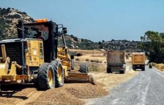 Köy yolları artık daha 'güvenli, kaliteli...