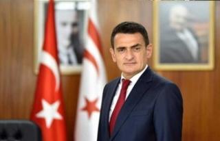 Maliye Bakanı Dursun Oğuz'dan, Babalar Günü...