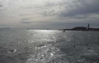 Marmara'da deniz suyu sıcaklığı 25 dereceye...