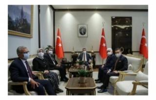 Oktay, TBMM-KKTC Parlamentolar Arası Dostluk Grubu...