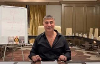 Sedat Peker bu gece Dubai'den gönderiliyor!