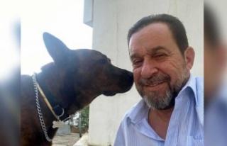 Serdar Denktaş köpek saldırısına uğradı