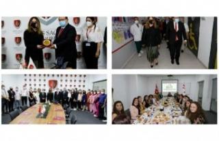 Sibel Tatar, Kıbrıs Sağlık ve Toplum Bilimleri...
