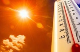 Sıcaklık 30 derece dolaylarında olacak