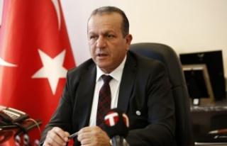 Turizm ve Çevre Bakanı Fikri Ataoğlu, '1 Haziran...