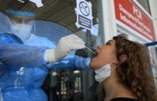 Türkiye'de 5 bin 283 vaka, 58 can kaybı