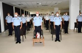 20 Sivil Hizmet Polisi, PGM kadrosuna dahil oldu