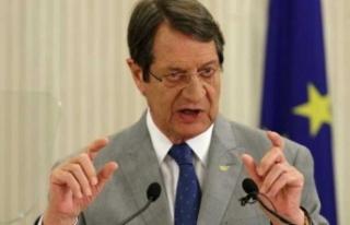 Anastasiadis: Erdoğan'ın atacağı adımlar...